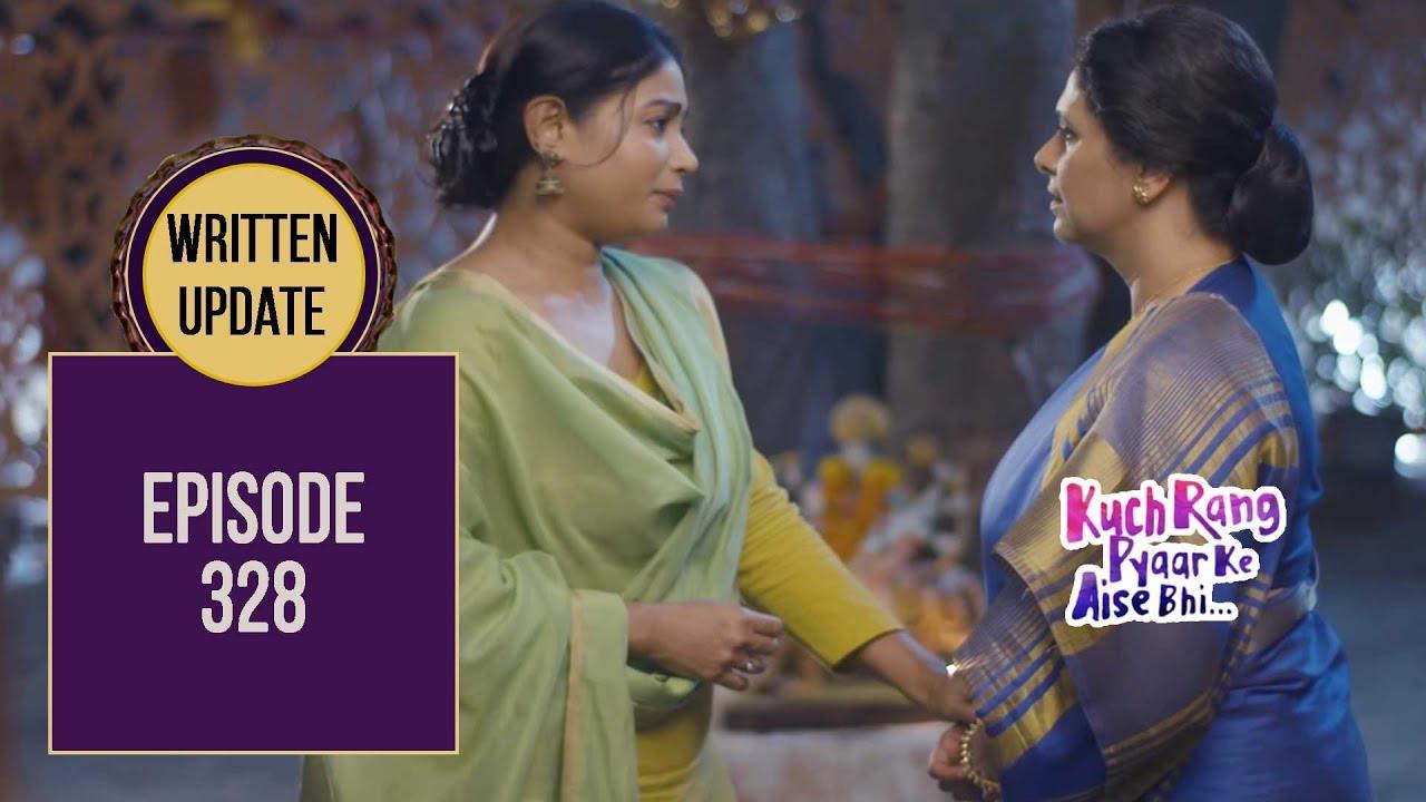 Image result for kuch rang pyar ke episode 328