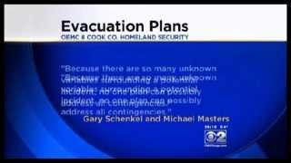 Chicago Fire Dept.-  Emergency Preparedness Study In Chicago Story on 9 30 2014