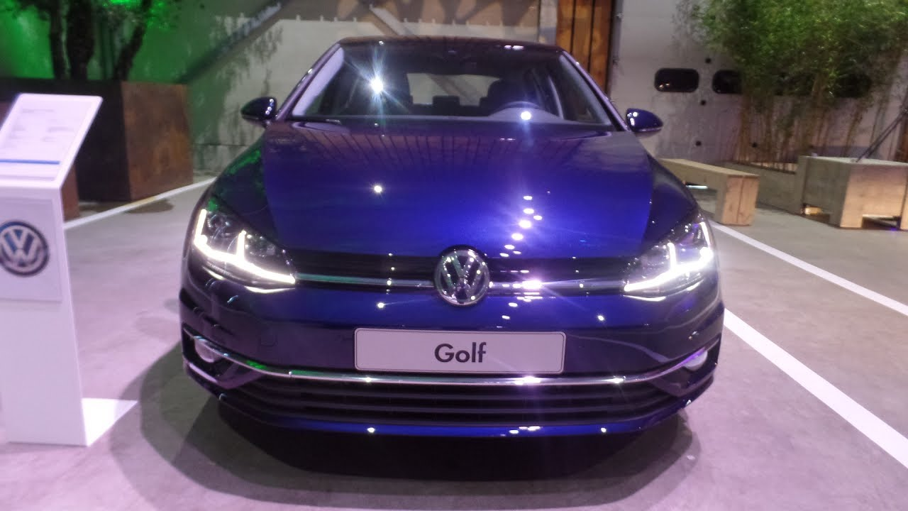 De Nieuwe Golf Gp 2017 2018 Highline Atlantic Blue New