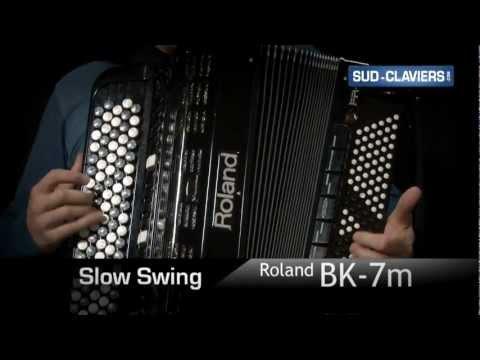 Roland BK-7m : Swing & Dance