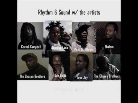 Rhythm & Sound + Cornel Campbell - King in My Empire