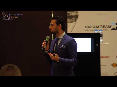 Saqr Ereiqat at B Conference Abu Dhabi 2017