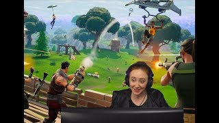 Coral Gets Good at Fortnite | Attack Arcade