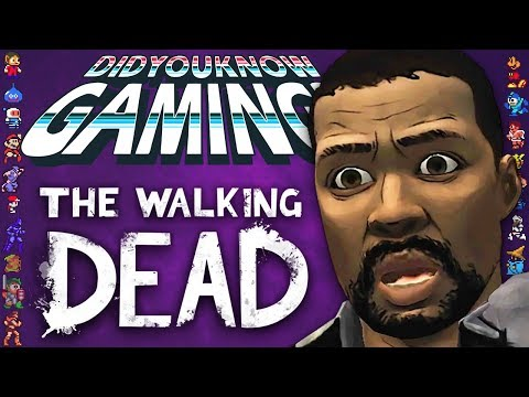 The Walking Dead (Telltale) - Did You Know Gaming? Feat. Remix of WeeklyTubeShow