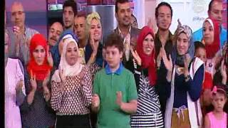 الطفلة الجميلة ريناد احمد رمضان#عرض اسكندراني#تياترو شارع شريف#cbc سفرة#مدارس الامتياز الخاصة