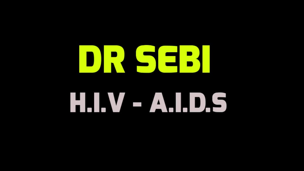 DR SEBI - AIDS (EXCERPT)