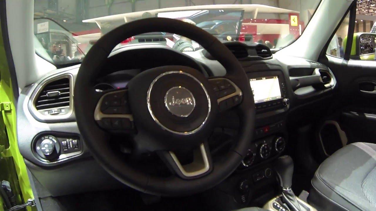Jeep Renegade Obd2 Diagnostic Port Location Youtube
