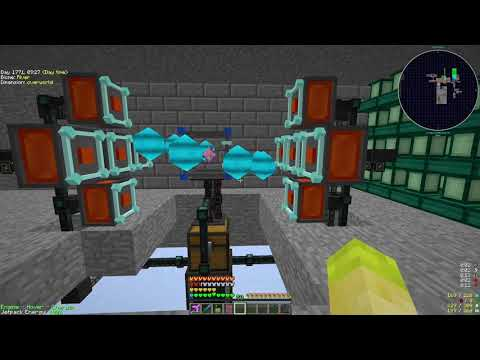 Project Ozone 3 Draconic Evolution Automatic Fusion Crafting with AE2