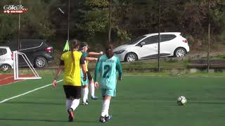 Kocaeli Bayan Futbol Takımının Hazırlık Maçı