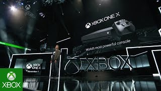 Xbox E3 Briefing 2017 in under 3 minutes - 4K trailer thumbnail