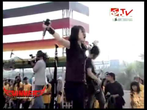 WINNER - Pusing @ Inbox SCTV (15-04-11)