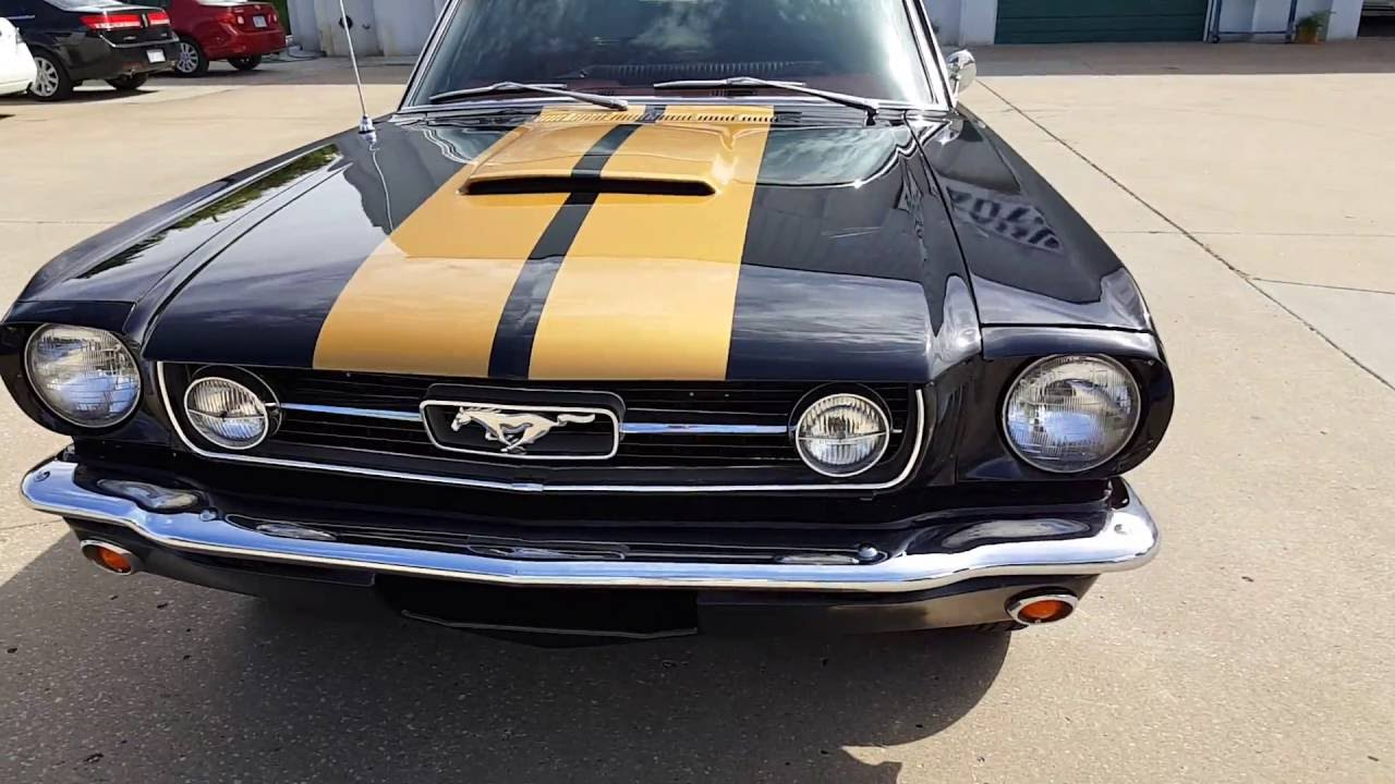1966 Ford Mustang Shelby GT350 Hertz Tribute 5spd For Sale