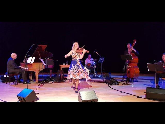 Fiona Pears Celebrates Grappelli Concert