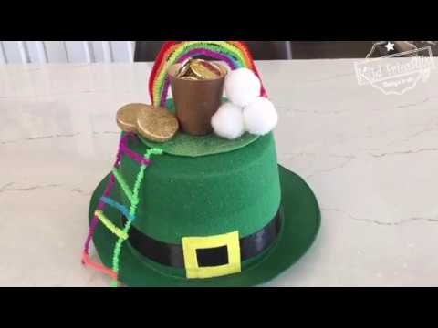 How to Make a {Super Easy} Leprechaun Trap for St. Patrick ...