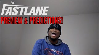 WWE Fastlane 2018 Preview & Predictions - Six Pack Challenge For The WWE Title