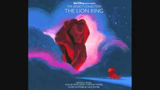 The Lion King - Legacy Collection - CD1 - I Was Just Trying To Be Brave