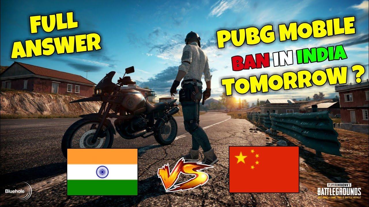 FINAL UPDATE - Pubg Mobile ban after TikTok in India - Pubg Mobile Hindi Gameplay - G GURUJI
