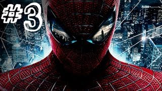The Amazing Spider-Man - Gameplay Walkthrough - Part 3 - SIGNATURE MOVES (Video Game)