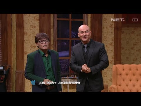 The Best Of Ini Talkshow - Deddy Corbuzier Jadi Co Host, Penonton Histeris Senang