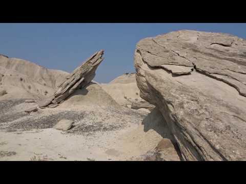 Toadstool Geologic Park - Crawford Nebraska -  9 2 2017