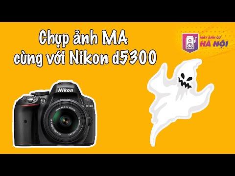Nikon D5300 ✅ Hướng dẫn chụp ảnh MA - Máy ảnh cũ Hà Nội