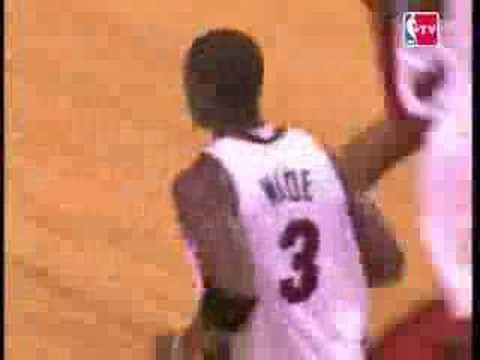NBA Finals 2006(Game 4)Hightlights