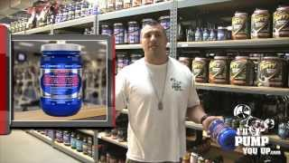 Repeat youtube video AllMax Nutrition Pure Micronized Creatine Supplement Review