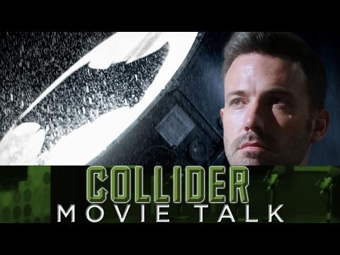 Ben Affleck Out As Batman Director - Collider Movie Talk