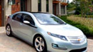 2011 Chevrolet Volt First Drive Preview - Check back 11/30