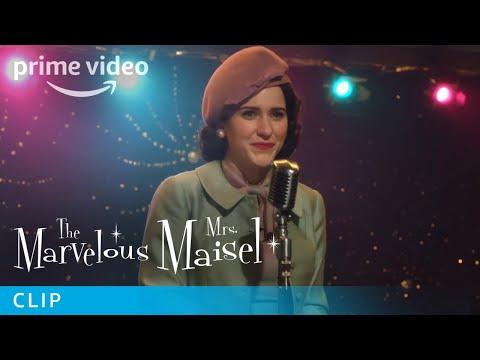 Mrs. Maisel Paris Stand Up | The Marvelous Mrs. Maisel | Prime Video