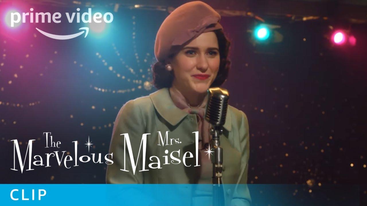 Download Mrs. Maisel Paris Stand Up | The Marvelous Mrs. Maisel | Prime Video