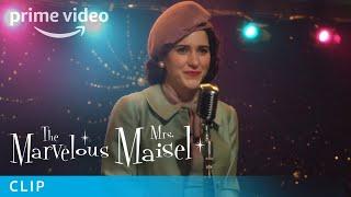 The Marvelous Mrs. Maisel Season 2 - Clip: Paris Stand Up | Prime Video