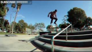 ISSEY & THOMAS - 3D CLIPS OF THE DAY - WILMINGTON FAKIE & SWITCH FLIP