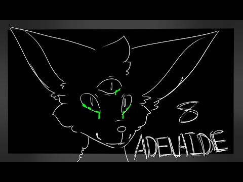 Adelaide Sketchy Line art map ll 8