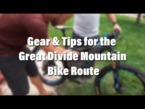 Gear & Tips from the GDMBR 2017 Mp3
