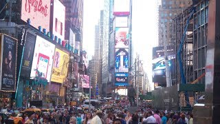 NEW YORK CITY VLOG Thumbnail