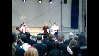 21. WGT ~  Heidnisches Dorf ~ Solblot live ~ 25.05.2012