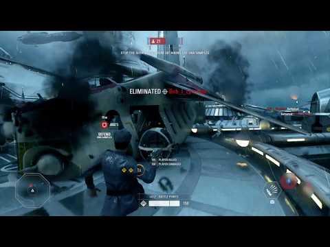 Star Wars Battlefront II: Strike #5 (Republic) [1080 HD]