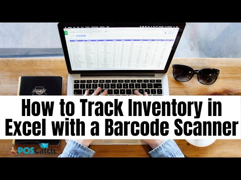 tracking inventory in excel