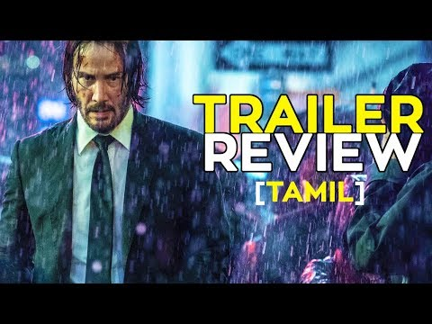 John Wick 3 Tamil Trailer Review | MoviesFansTeam