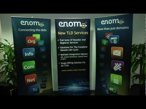 About eNom's Reseller Program and Products & Services