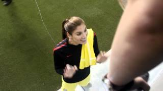 Hope Solo - I Don