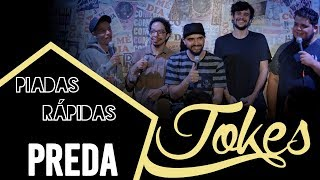 JOKES - PIADAS RÁPIDAS #4