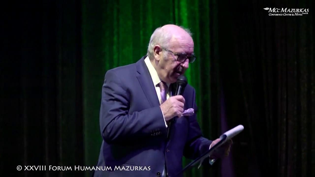XXVIII FHMazurkas- Andrzej Bartkowski cytuje słowa