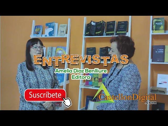 2 Amelia Díaz Benlliure, EDITORA de CASTELLÓN