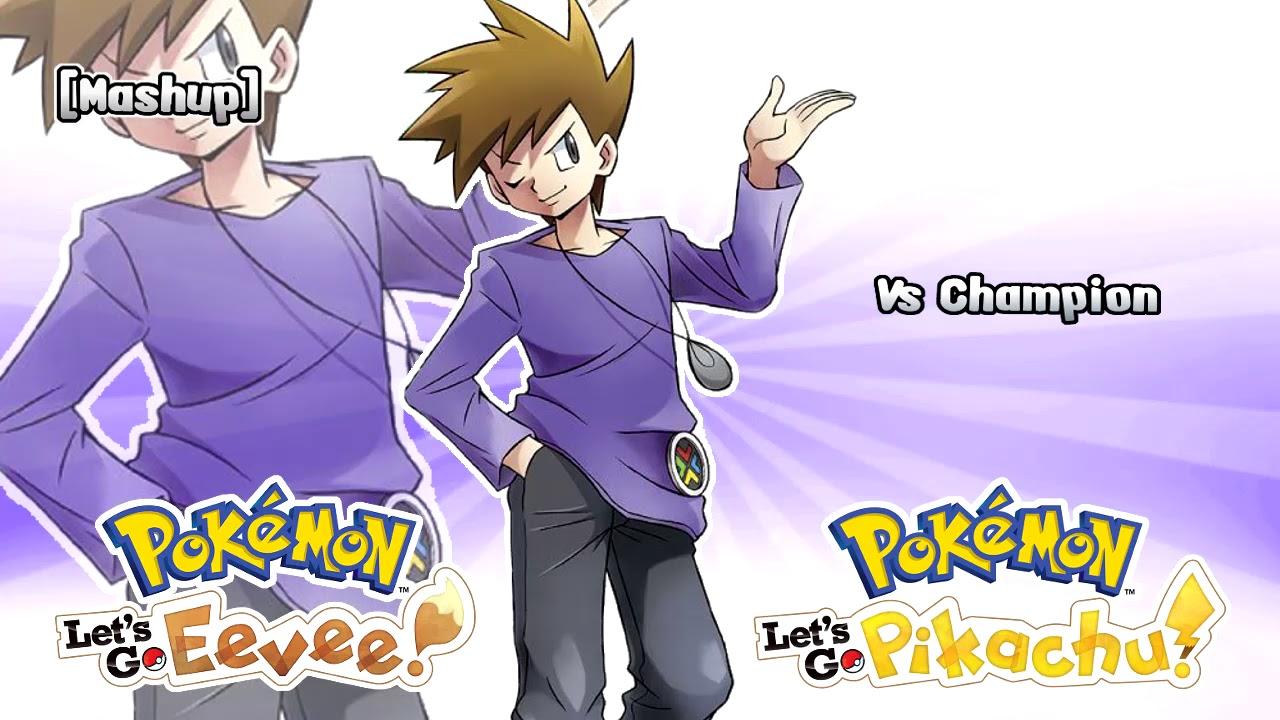 c0029fe63f6 Pokémon Let s Go