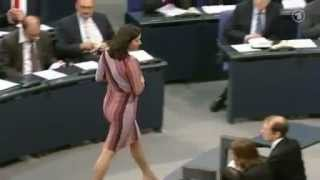 Miss Bundestag November 2012-Dorothee Bär