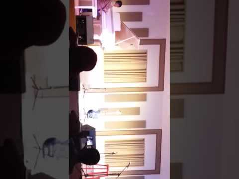 Fazza playing piano