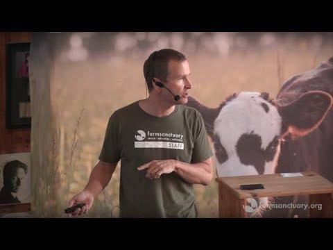 Bruce Friedrich & Effective Advocacy: Farm Sanctuary's 2015 Hoe Down