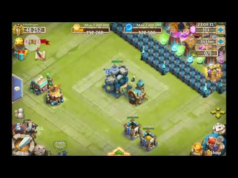 Castle Clash: Rise Of Beasts - 2016-11-02